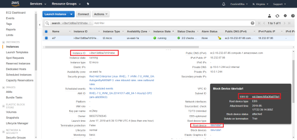 Expanding the EC2 root file system | ExaGridDba